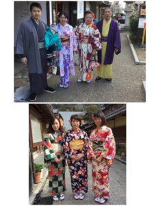 2月15日 京都 着物レンタル 夢京都 高台寺店