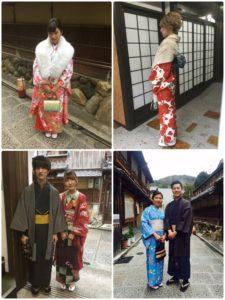2月20日 京都 着物レンタル 夢京都 高台寺店
