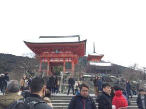 2月10日 京都 着物レンタル 夢京都 高台寺店