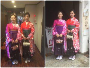 3月 21日 京都 着物レンタル 夢京都 高台寺店