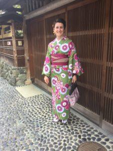 4月18日 京都 着物レンタル 夢京都 高台寺店