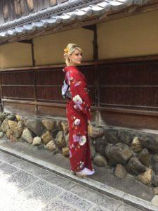 6月6日 京都 着物レンタル 夢京都 高台寺店