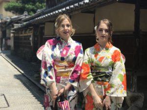 7月15日 京都 着物レンタル 夢京都 高台寺店