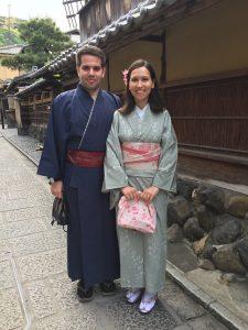 5月 12日 京都 着物レンタル 夢京都高台寺