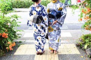 7月11日 京都 着物レンタル 夢京都高台寺