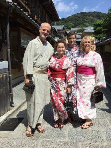 8月 18日 京都 着物レンタル 夢京都高台寺