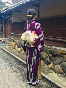 8月 28日 京都 着物レンタル 夢京都高台寺
