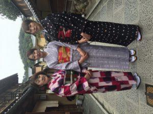 11月   3日 京都 着物レンタル 夢京都高台寺