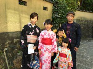 11月   24日 京都 着物レンタル 夢京都高台寺