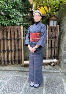 12月  7日 京都 着物レンタル 夢京都高台寺