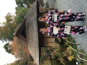 12月  12日 京都 着物レンタル 夢京都高台寺