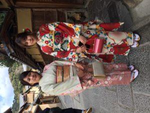 12月  22日 京都 着物レンタル 夢京都高台寺