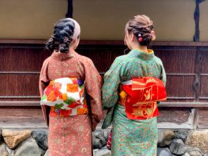 1月  1日 京都 着物レンタル 夢京都高台寺