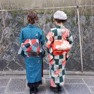 12月  11日 京都 着物レンタル 夢京都高台寺
