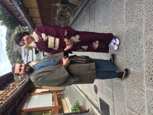 1月  9日 京都 着物レンタル 夢京都高台寺