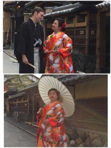 2月 19日 京都 着物レンタル 夢京都高台寺